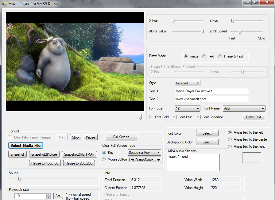 Steps to Reproduce when preview the MP4 video in Movie Player Pro ...