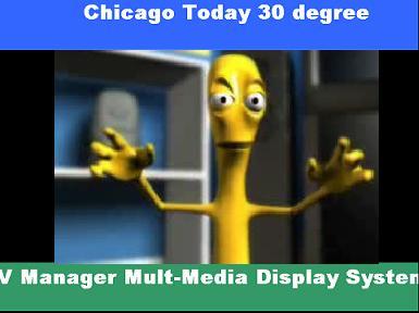 AV Manager Multi Media Display System 2.0