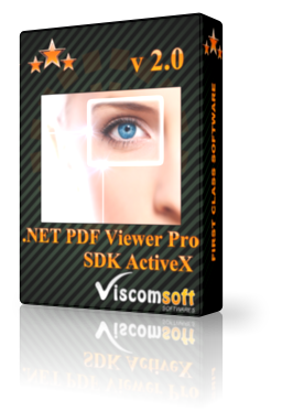 .NET PDF Viewer Pro SDK