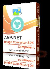 ASP.NET Image Converter SDK Component
