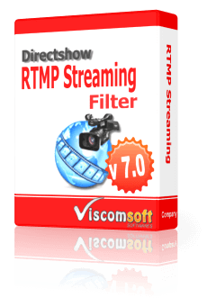 Directshow RTMP Streaming Filter