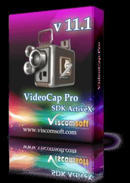 VideoCap Pro SDK ActiveX