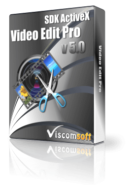 Video Edit Pro SDK ActiveX