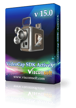 VideoCap SDK ActiveX
