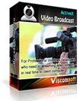Video Broadcast SDK ActiveX