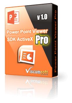 Power Point Viewer Pro SDK ActiveX