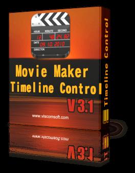 Movie Maker Timeline Control