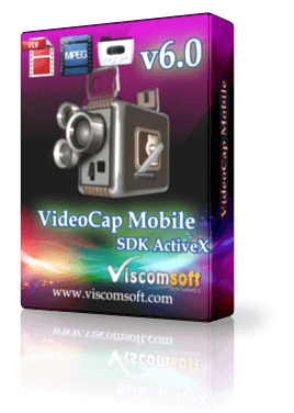 VideoCap Mobile SDK ActiveX