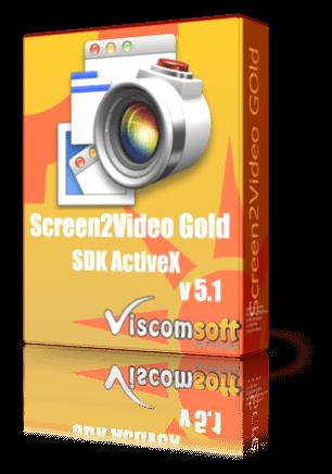 Screen2Video Gold SDK ActiveX