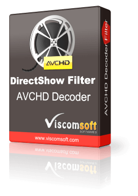 AVCHD Decoder Directshow Filter