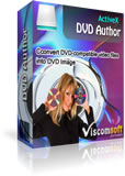 DVD Author SDK ActiveX