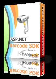 ASP.NET Barcode SDK Component
