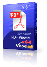 PDF Viewer SDK ActiveX x64