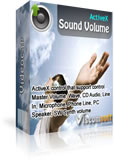 Sound Volume SDK ActiveX 3.1