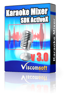 Karaoke Mixer SDK ActiveX