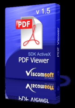 PDF Viewer SDK ActiveX