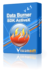 Data Burner SDK ActiveX