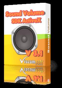 Sound Volume SDK ActiveX