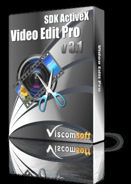 Video Edit Pro SDK ActiveX