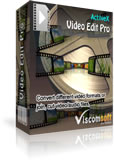Video Edit Pro SDK ActiveX 3.1