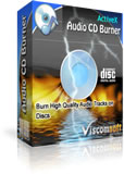 Audio CD Burner SDK ActiveX 1.0