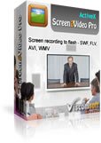 Screen2Video Pro SDK ActiveX 4.5
