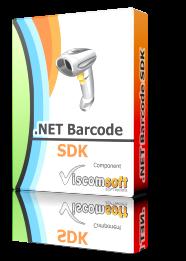 .NET Barcode SDK Component