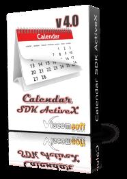 Calendar SDK ActiveX
