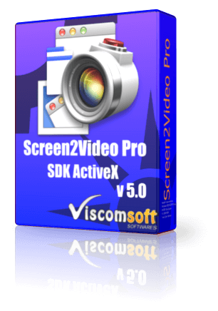 Screen2Video Pro SDK ActiveX