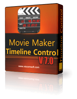 Movie Maker Timeline SDK Control