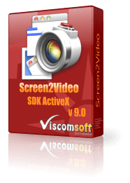 Screen2Video SDK ActiveX