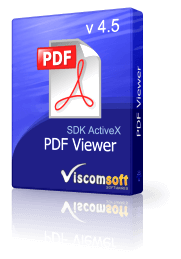 PDF Viewer SDK ActiveX
