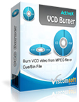 VCD Burner SDK ActiveX