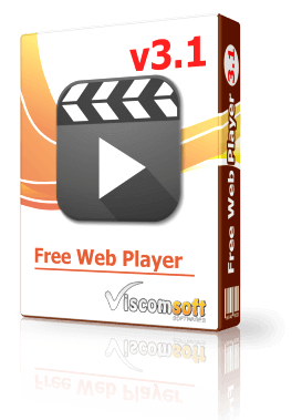 Free Web Video Player, FLV flash video player, Online video player ...