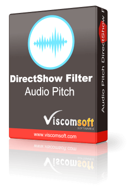 Audio Pitch Directshow Filter